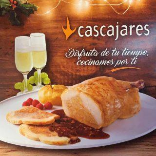Estas Navidades cocinamos por ti, no dejes para última hora la planificación de tus cenas y comidas. Reserva ya tus asados Cascajares en los múltiples puntos de venta que tenemos en toda España o a través de nuestra web. Que se acaban...